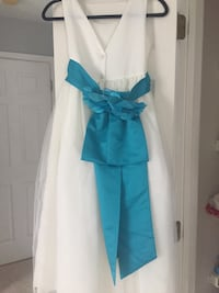Flower girl dress size 12 Mount Airy, 21771