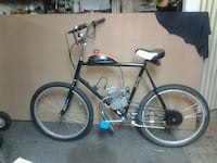gray and black hardtail mountain bike Jacksonville, 32205