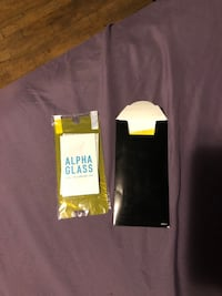 Brand new iPhone 7 and 8 plus glass screen protector Maple Ridge, V2X 5P2