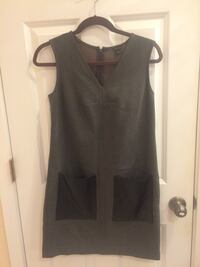 Ann Taylor work dress with leather pockets Gulf Breeze, 32563