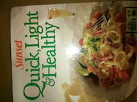 Quick light healthy meals cookbook Hyattsville, 20784