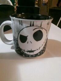 nightmare before Christmas cups  Chatham-Kent