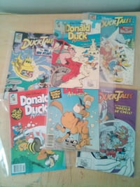 Disney Donald duck adventures and DuckTales comics Wilmington, 19801
