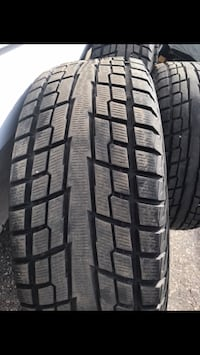 Winter tires for pickup 265/65/R17 Kitchener, N2M 3V7