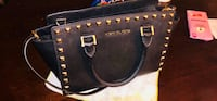 Women's black michael kors 2-way bag