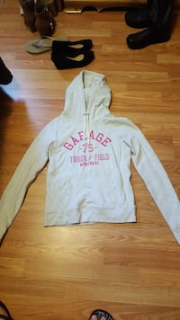 gray Garage 75 pullover hoodie Dartmouth, B2W