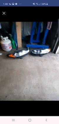 2014 Fusion OEM headlights  Barrie, L4N 8S6