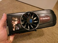 Saphire Radeon HD 5830 video card Calgary, T3L 2X1