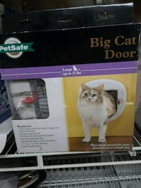 Pet door, new