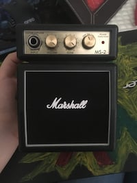 Marshall MS-2 mini amfi Seyhan, 01120