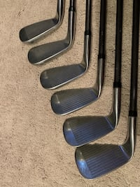 four black and gray golf clubs Chesapeake, 23322