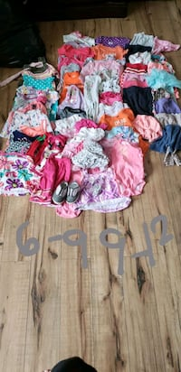 Baby girl clothes Midland, 79706