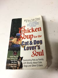 Chicken Soup for the Cat & Dog Lover's Soul Naperville