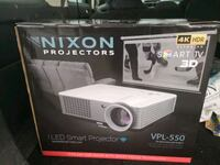 Nixon projector and screen Mississauga, L4W 2G6
