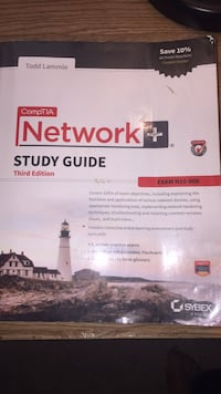 Network+ study guide n10006 Herndon, 20171