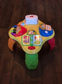 Fisher-Price Laugh & Learn Fun with Friends Musical Table Hamilton, L8J 0G9