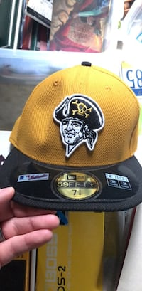 Pirates Fitted Cap State College, 16803