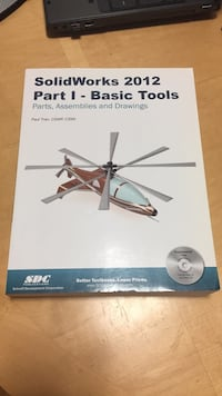 SolidWorks 2012 Part I - Basic Tools box