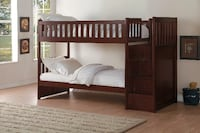 BUNK BED WITH STORAGE Santa Clara