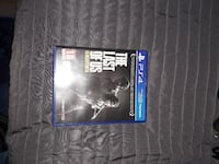 Sony PS4 THE LAST OF US
