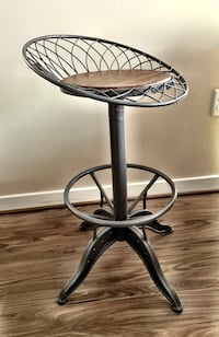 """3 Industrial style counter height-26"""" stools Alexandria, 22301"""