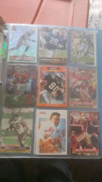 Sports cards collection 5000 cards
