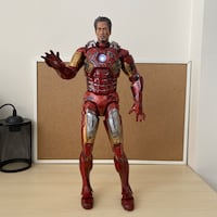 Iron Man 1/4 scale action Figure (neca)