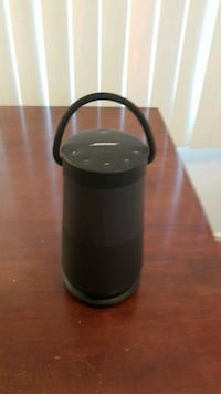 black and gray portable speaker Daly City, 94015