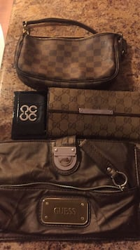 GUCCI, GUESS, COACH. ALL FOR $30 London, N5X