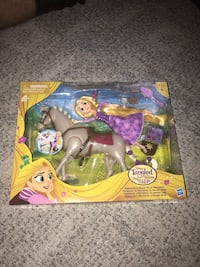 Disney Tangled the Series Rapunzel and Royal Horse Maximus doll North Chesterfield, 23236