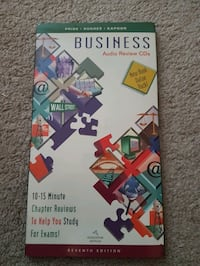 BUSINESS AUDIO REVIEW CDS