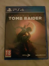 Sony PS4 Shadow Of The Tomb Raider  Hagalund, 169 71
