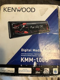 Kenwood audio receiver Oxon Hill, 20745