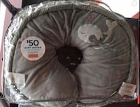 Boppy® Whale Nursing Pillow and Positioner - Gray , 11356