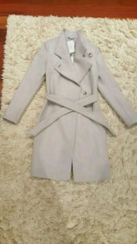 Reiss belted coat - Brand new with tags!