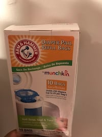 Never opened Diaper Pail Bags