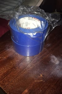 """Blue painters tape 2"""" new rolls cheap  $2.75 roll or 2 for $5 Beltsville, 20705"""