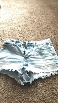 Abercrombie and Fitch shorts size 6 Killeen, 76542