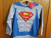 Brand new Superman sweatshirt 2-3 years Randaberg, 4070