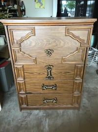 Antique 4 piece furniture set Vancouver, V5K 0C5