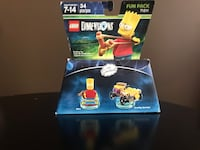 NEW Simpsons LEGO Fun Pack Knoxville, 37909