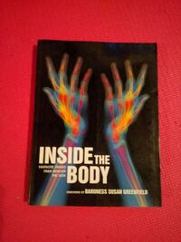 Inside the body medical book