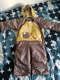Winter jacket for baby Georgina, L4P 3E9