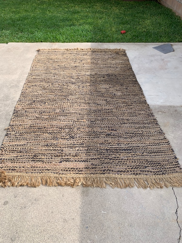 Used Pottery Barn Jennings Rug for sale