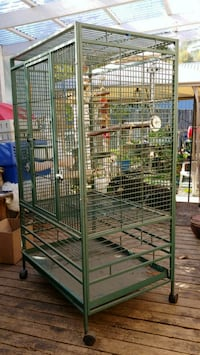 Iron Birdcage Burlington, 98233