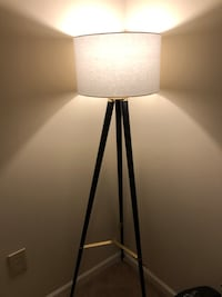 Black and gold lamp Dublin, 43017