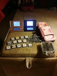 Two Nintendo ds lights