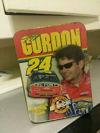Jeff Gordon Metallic Card Set Silver Spring, 20906