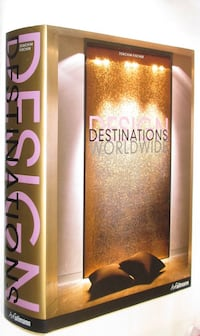 Design Destinations Worldwide Book