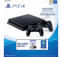 BRAND NEW PS4 IN PACKAGING  Toronto, M1V 4Y1